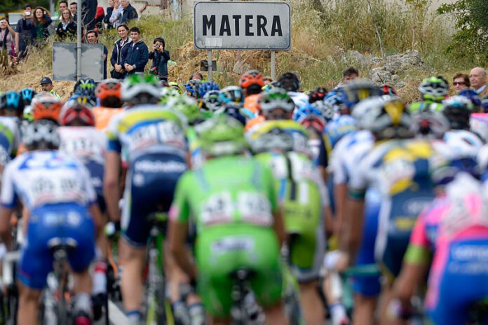 Matera Giro d'Italia 2020